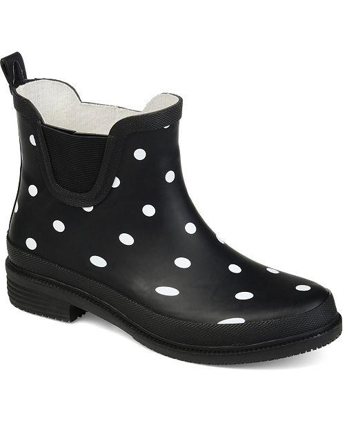 Journee Collection Women's Tekoa Rain Boot