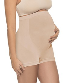Women's Soft and Seamless Full Cut Pregnancy Boyshorts