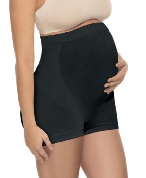 Women's Soft and Seamless Full Cut Pregnancy Boyshorts