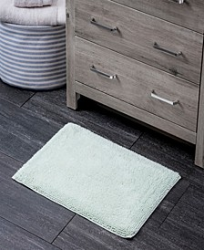 "Turkish Cotton 17"" x 24"" Bath Rug"
