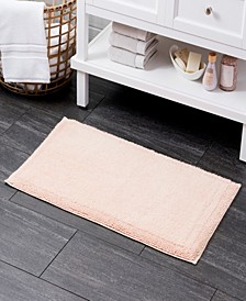 "Turkish Cotton 21"" x 34"" Bath Rug"
