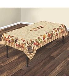 "Bountiful Harvest Tablecloth - 70""x 144"""