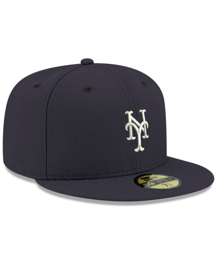 New Era New York Mets Re-Dub 59FIFTY-FITTED Cap & Reviews - Sports Fan Shop By Lids - Men - Macy's