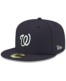Washington Nationals Re-Dub 59FIFTY Fitted Cap