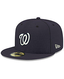 New Era Washington Nationals Re-Dub 59FIFTY Fitted Cap