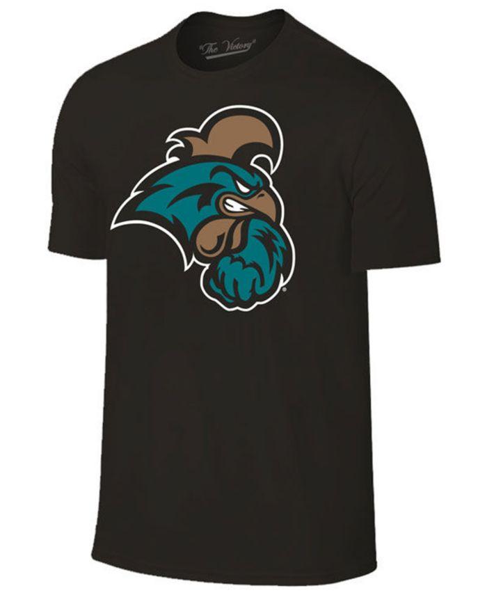 New Agenda Men's Coastal Carolina Chanticleers Big Logo T-Shirt & Reviews - Sports Fan Shop By Lids - Men - Macy's