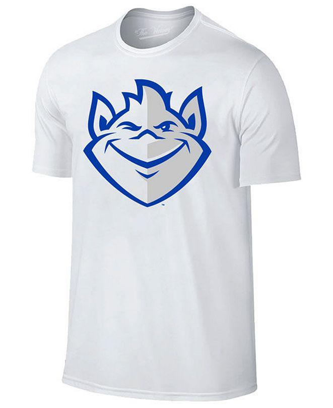 New Agenda Men's Saint Louis Billikens Big Logo T-Shirt