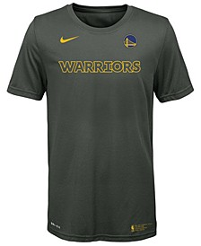 Big Boys Golden State Warriors Facility T-Shirt