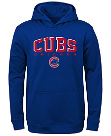 Big Boys Chicago Cubs Fleece Hoodie