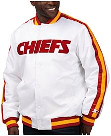 Men's Kansas City Chiefs The D-Line Starter Satin Jacket