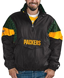 Green Bay Packers 100th Starter Breakaway Pullover Jacket