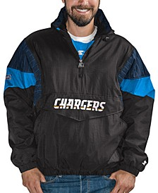 Los Angeles Chargers 100th Starter Breakaway Pullover Jacket