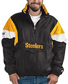 Pittsburgh Steelers 100th Starter Breakaway Pullover Jacket