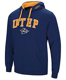 Men's UTEP Miners Arch Logo Hoodie