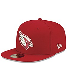 Arizona Cardinals Basic Fashion 59FIFTY-FITTED Cap