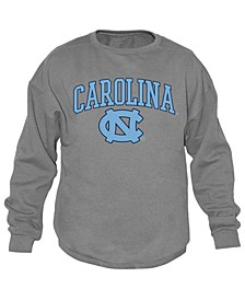 Men's North Carolina Tar Heels Midsize Crew Neck Sweatshirt
