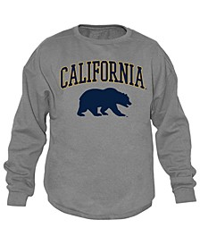 Men's California Golden Bears Midsize Crew Neck Sweatshirt