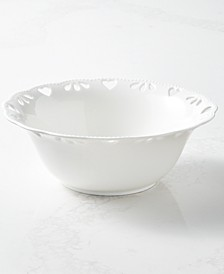Pierced Heart Bowl, Created For Macy's