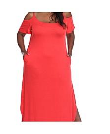 Plus Size Lexi Maxi Dress