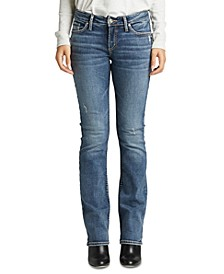 Elyse Slim Boot Jean