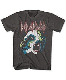Def Leppard Men's Graphic T-Shirt