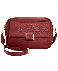 Christie Leather Crossbody