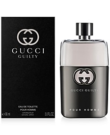Guilty Pour Homme Eau de Toilette Fragrance Collection