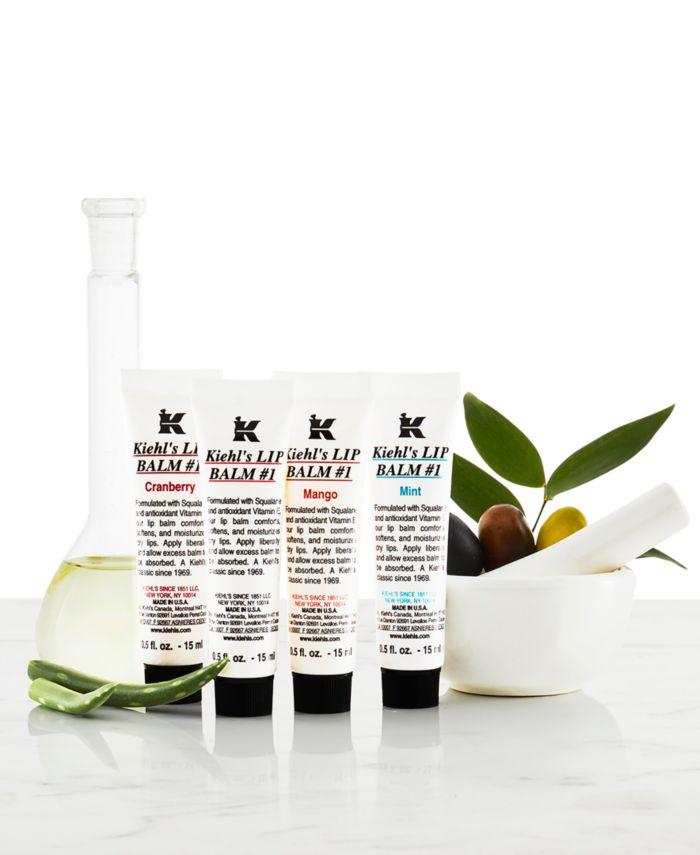 Kiehl's Since 1851 Lip Balm #1 & Reviews - Makeup - Beauty - Macy's