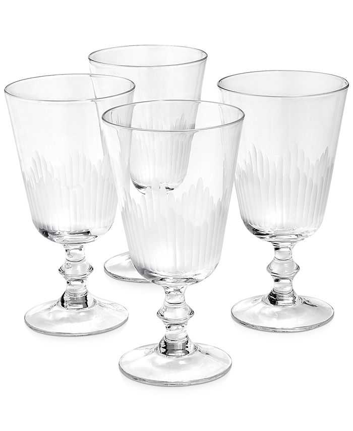 Hotel Collection - Architect All-Purpose Wine Glasses, Set of 4