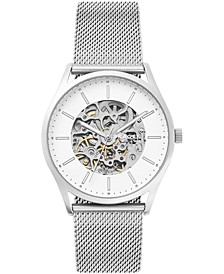 Men's Automatic Holst Stainless Steel Mesh Bracelet Watch 40mm, A Limited Edition