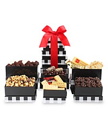 Decadent & Delicious Chocolate Gift Tower