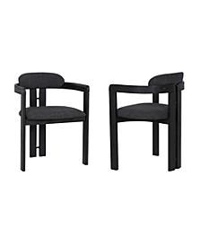 Jazmin Dining Chair, Quick Ship (Set of 2)