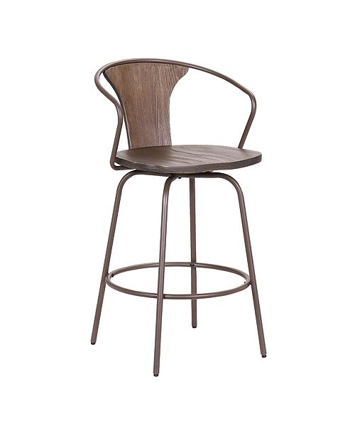"Armen Living Payton 26"" Counter Stool"