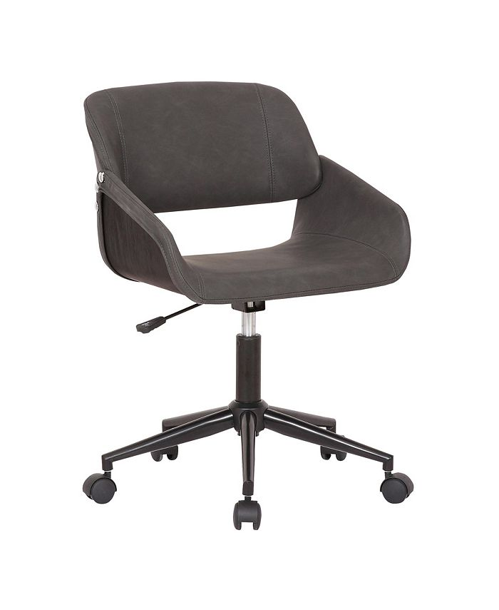 Armen Living - Lowell Office Chair, Quick Ship