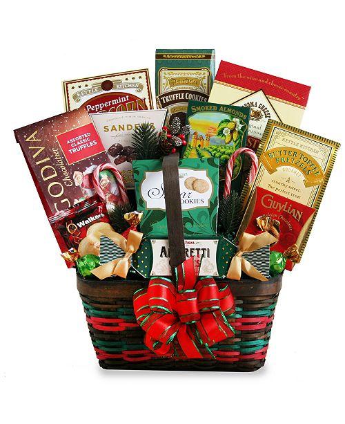 Hickory Farms Gourmet Gift Basket