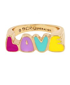 LOVE Affirmation Ring