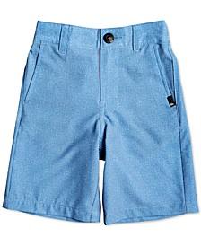 Toddler Boys Union Heather Amphibian Shorts