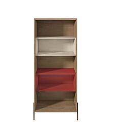 Joy 5- Shelf Bookcase