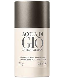 Acqua di Giò Pour Homme Deodorant, 2.6-oz