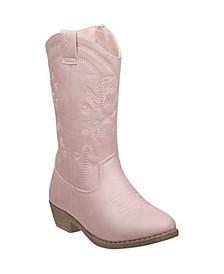 Big Girls Boot with Heel