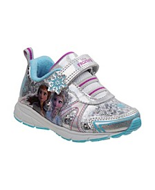 Frozen Little Girls Sneakers