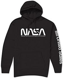 NASA Logo Men's Hoodie