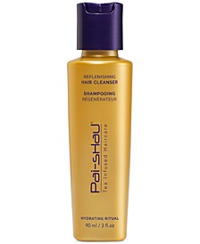Replenishing Hair Cleanser, 3 fl. oz., from PUREBEAUTY Salon & Spa