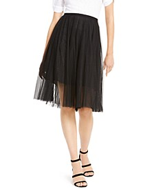 INC Sparkle Tulle Skirt, Created For Macy's