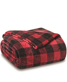Winter Nights Plush Blankets