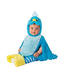 Toddler Girls and Boys Bird Deluxe Costume