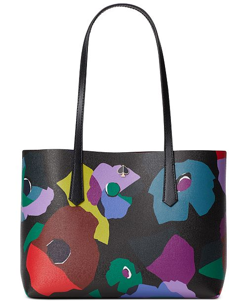 kate spade new york Molly Floral Collage Medium Tote