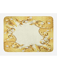 Pearls Bath Mat