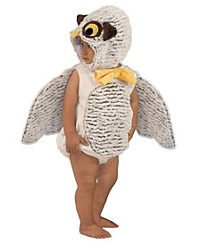 Big Girls and Boys Oliver the Owl Costume