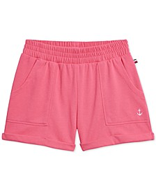 Big Girls French Terry Jogger Shorts